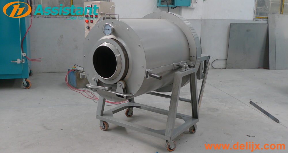 Green Tea Leaf Steaming Roasting Machine Supplier 6CST-D501