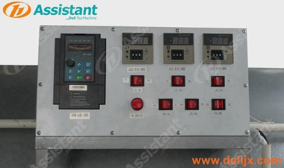 Gas Heating Continuous Tea Leaf Steam Machine For Kinds Of Tea 6CSTL-Q80