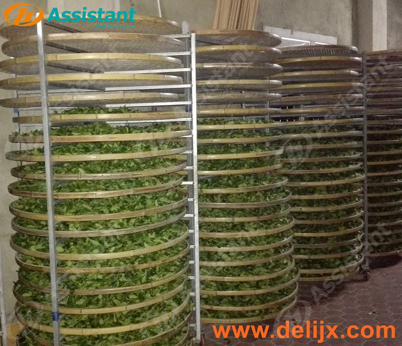 Bamboo Tea Leaf Wither Rack Withering Plate Supplier DL-TQJ-20