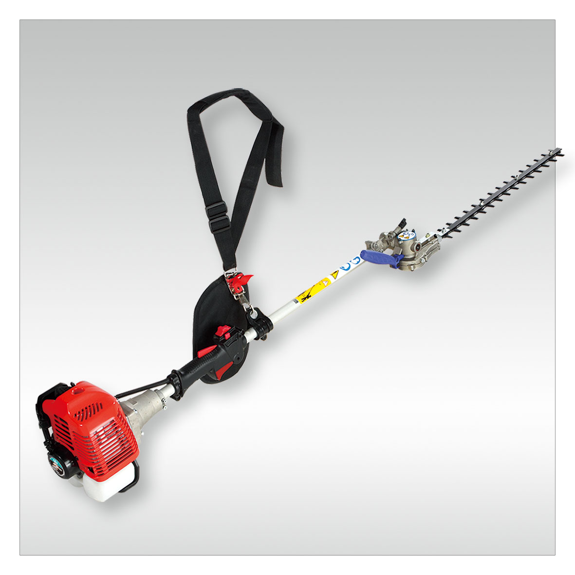 Gasoline Engine Telescopic Long Pole High Branch Hedge Trimmer GX-250M