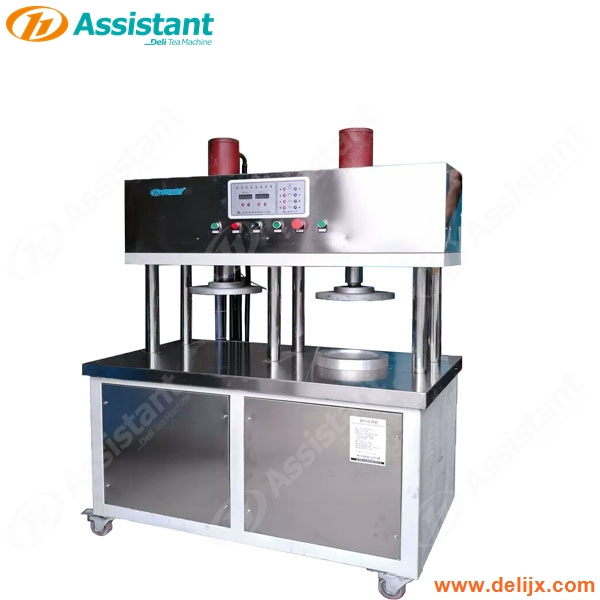 100kg Puer Tea Cake Brick Processing Machine Pressed Tea Production Machine