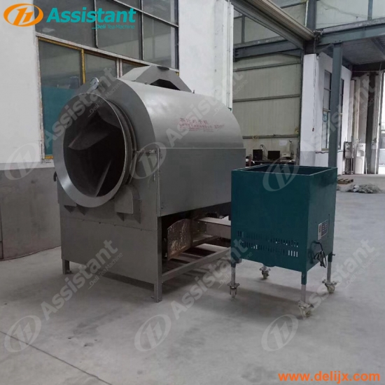 Tea Leaf Roasting Rotating Drum Dryer 6CSTP-CM90