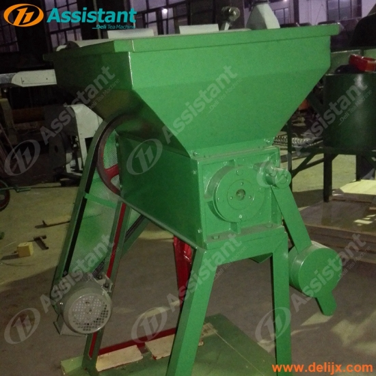 Dey Green Black Tea Gragments Crusher Tea Leaf Crushing Machine